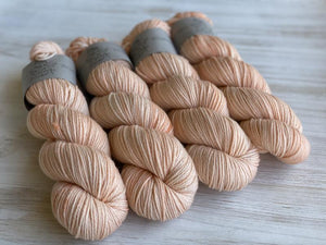 Journey Worsted-Yarn-Primrose Yarn Co.-Peach Fuzz-The Sated Sheep