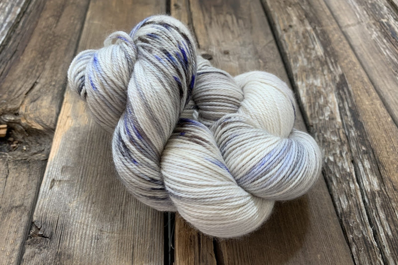 Classy Skein and a Half Worsted!-Yarn-Dream in Color-Polish the Sterling-The Sated Sheep