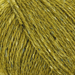Felted Tweed-Yarn-Sirdar-216 French Mustard-The Sated Sheep
