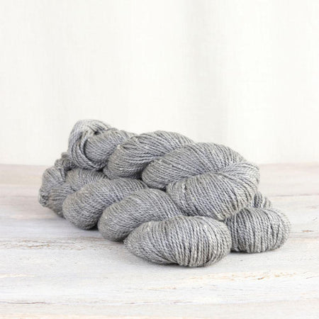 Acadia Dk-Yarn-The Fibre Company-Ash-The Sated Sheep