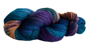 Alegria Fingering-Yarn-Fairmont Fibers-7105-The Sated Sheep