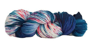 Alegria Fingering-Yarn-Fairmont Fibers-8002-The Sated Sheep