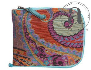 Atenti Combo Needle Case-Bags-Atenti-Bengal-The Sated Sheep