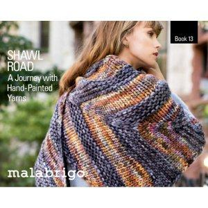 Book 13: Shawl Road-Books-Malabrigo-The Sated Sheep