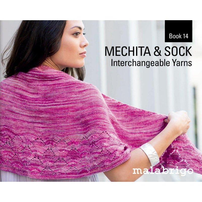Book 14: Mechita and Sock-Books-Malabrigo-The Sated Sheep