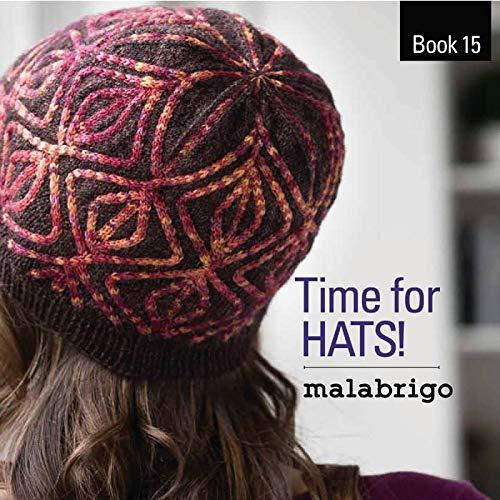 Book 15: Time for Hats-Books-Malabrigo-The Sated Sheep