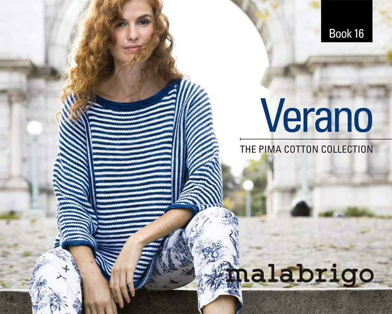 Book 16: Verano-Books-Malabrigo-The Sated Sheep
