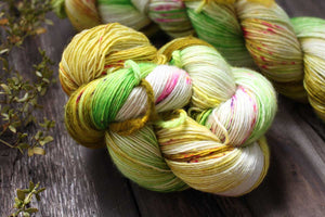 Butterfly BFL-Yarn-Dream in Color-Alive-The Sated Sheep