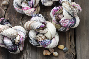 Butterfly BFL-Yarn-Dream in Color-Dune-The Sated Sheep