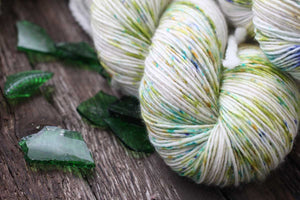 Butterfly BFL-Yarn-Dream in Color-Fable-The Sated Sheep
