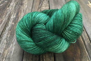 Butterfly BFL-Yarn-Dream in Color-Green Lantern-The Sated Sheep