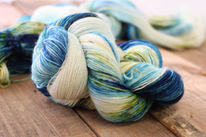 Butterfly BFL-Yarn-Dream in Color-Jessamyn-The Sated Sheep