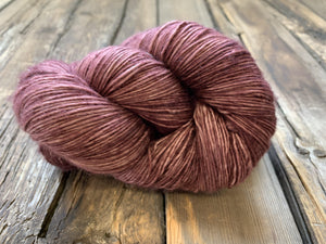 Butterfly BFL-Yarn-Dream in Color-Skipping Stone-The Sated Sheep