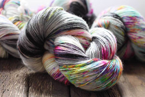 Butterfly BFL-Yarn-Dream in Color-Tuscon-The Sated Sheep