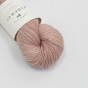 CFC Merino Sport-Yarn-Camellia Fiber Company-Camellia-The Sated Sheep