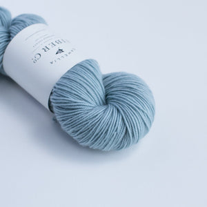 CFC Merino Sport-Yarn-Camellia Fiber Company-Blue Poppy-The Sated Sheep