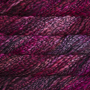 Caracol Super Bulky-Yarn-Malabrigo-Rose-The Sated Sheep