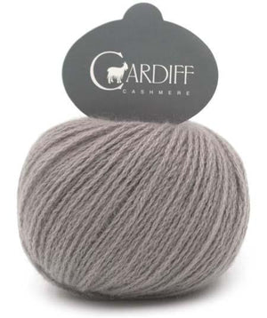 Cardiff Cashmere Classic-Yarn-Trendsetter-532 Slate-The Sated Sheep