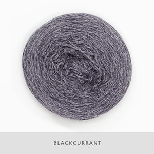 Coast Fingering-Yarn-Holst Garn-Black current-The Sated Sheep
