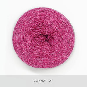 Coast Fingering-Yarn-Holst Garn-Carnation-The Sated Sheep