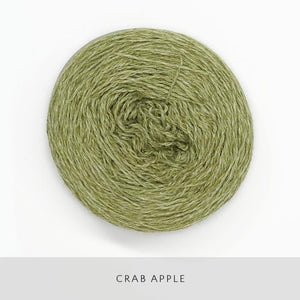 Coast Fingering-Yarn-Holst Garn-Crab Apple-The Sated Sheep