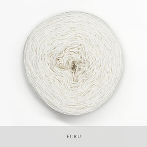 Coast Fingering-Yarn-Holst Garn-Ecru-The Sated Sheep