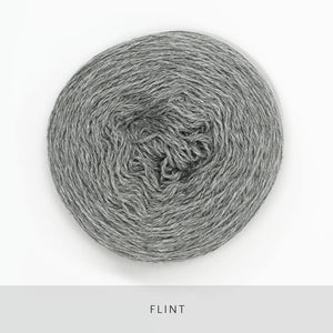 Coast Fingering-Yarn-Holst Garn-Flint-The Sated Sheep