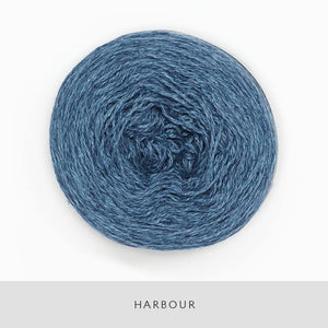 Coast Fingering-Yarn-Holst Garn-Harbor-The Sated Sheep