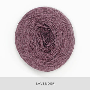 Coast Fingering-Yarn-Holst Garn-Lavender-The Sated Sheep
