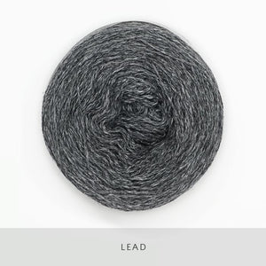 Coast Fingering-Yarn-Holst Garn-Lead-The Sated Sheep