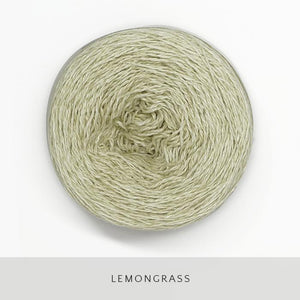 Coast Fingering-Yarn-Holst Garn-Lemongrass-The Sated Sheep