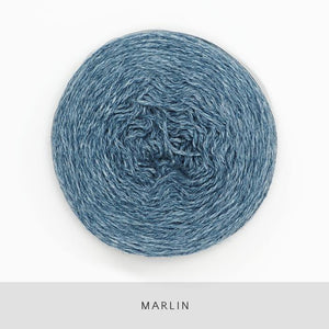 Coast Fingering-Yarn-Holst Garn-Marlin-The Sated Sheep