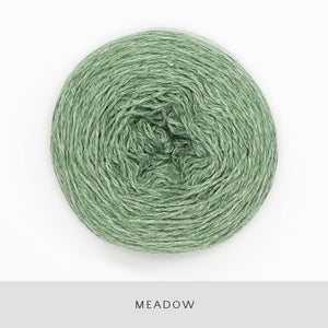 Coast Fingering-Yarn-Holst Garn-Meadow-The Sated Sheep