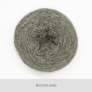 Coast Fingering-Yarn-Holst Garn-Moorland-The Sated Sheep