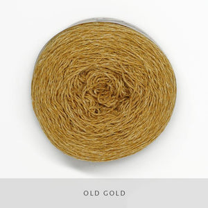 Coast Fingering-Yarn-Holst Garn-Old Gold-The Sated Sheep