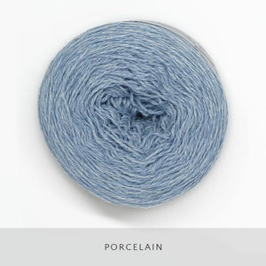 Coast Fingering-Yarn-Holst Garn-Porcelain-The Sated Sheep