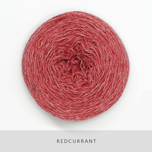 Coast Fingering-Yarn-Holst Garn-Red Currant-The Sated Sheep