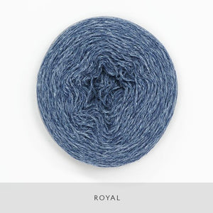 Coast Fingering-Yarn-Holst Garn-Royal-The Sated Sheep