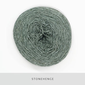Coast Fingering-Yarn-Holst Garn-Stonehenge-The Sated Sheep