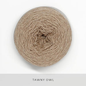 Coast Fingering-Yarn-Holst Garn-Tawny Owl-The Sated Sheep