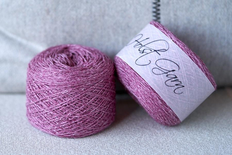 Coast Fingering-Yarn-Holst Garn-The Sated Sheep