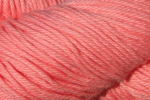 Cotton Supreme Worsted-Yarn-Universal Yarns-616 Salmon-The Sated Sheep
