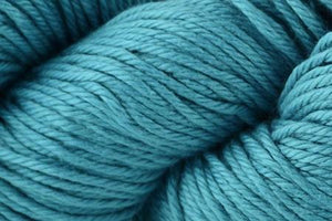 Cotton Supreme Worsted-Yarn-Universal Yarns-621 Teal-The Sated Sheep