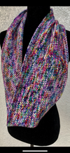 Criss Cross Infinity Cowl Kit Worsted-Yarn-knitsalldone-The Sated Sheep