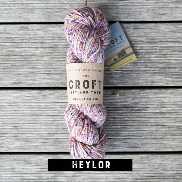 Croft Tweed-Yarn-Sirdar-754 Heylor-The Sated Sheep
