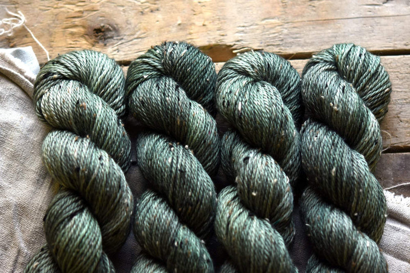 Donegal DK-Yarn-Olann-Artichoke-The Sated Sheep