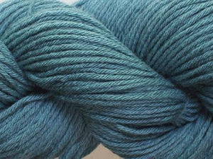 Eden Worsted-Yarn-Sunday Knits-Turquoise-The Sated Sheep