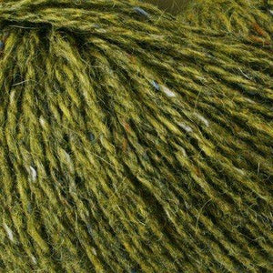 Felted Tweed-Yarn-Sirdar-161 Avocado-The Sated Sheep