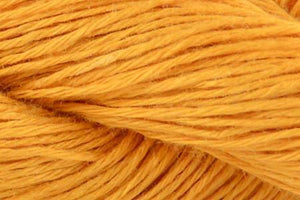 Fibra Natura Flax DK-Yarn-Universal Yarns-Color 02 Tangerine-The Sated Sheep