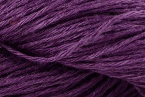 Fibra Natura Flax DK-Yarn-Universal Yarns-Color 08 Purple-The Sated Sheep